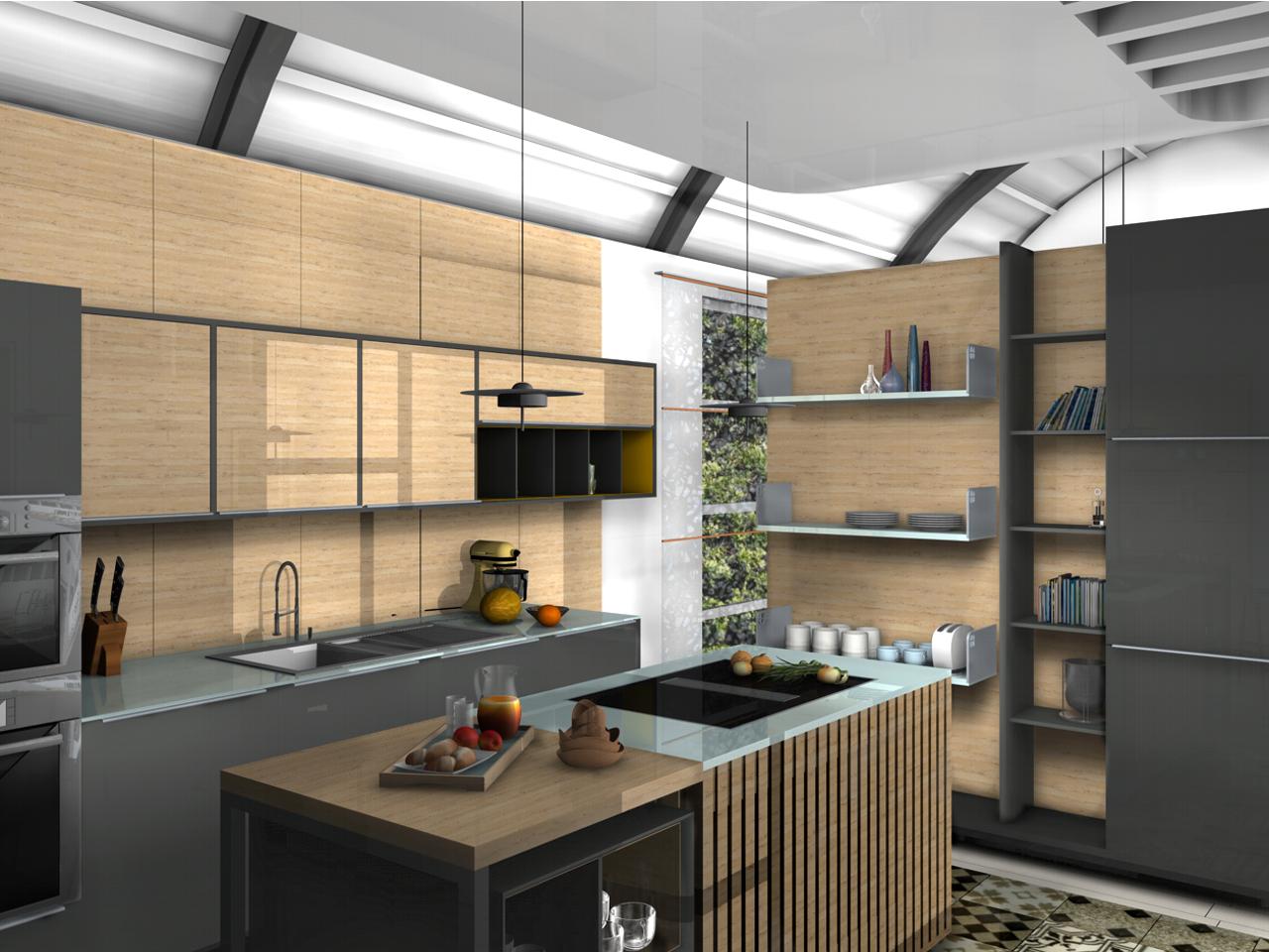 Küche - Innenarchitekt Michael Schneider,Innenarchitektur ...