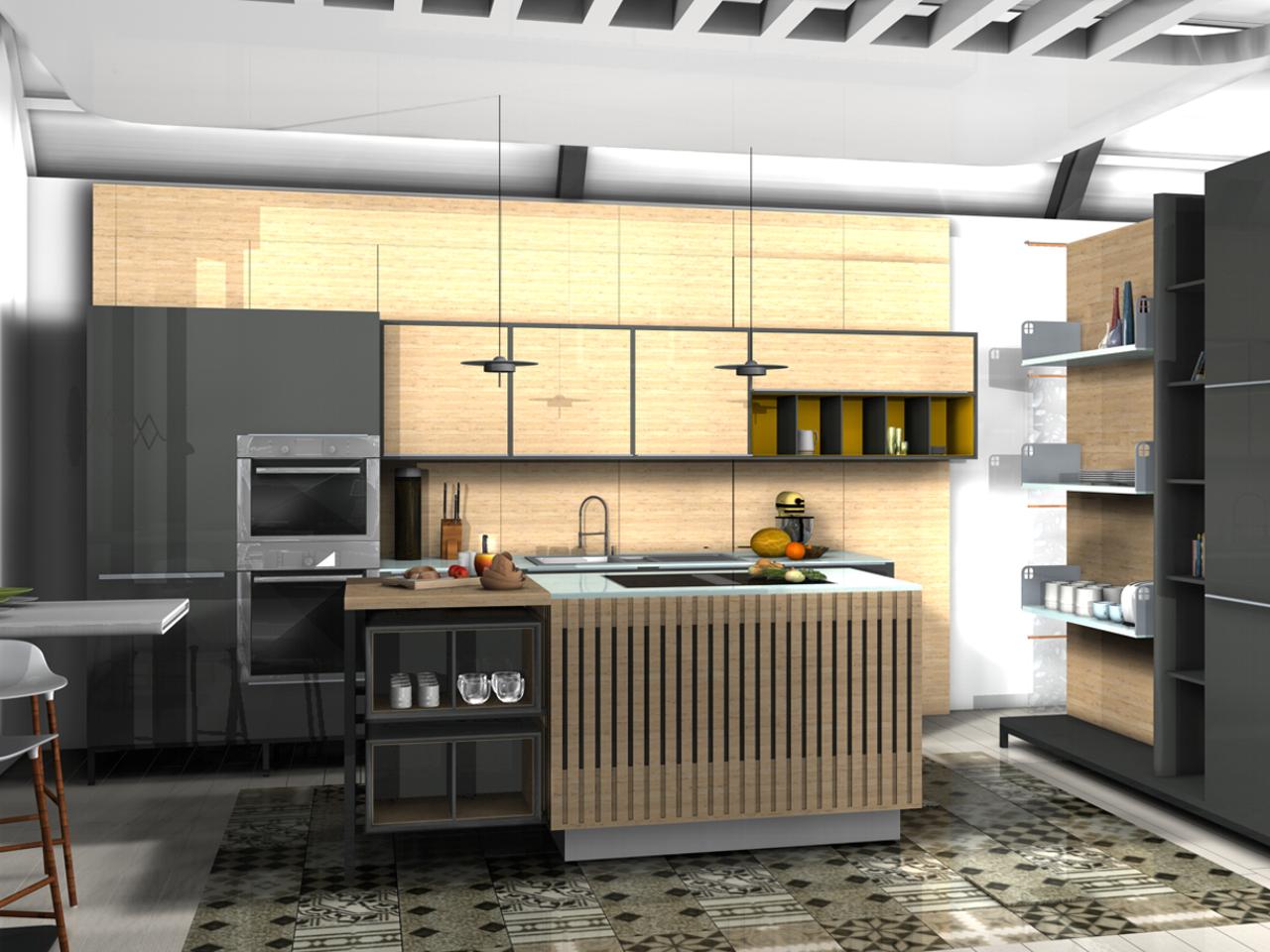 Küche   Innenarchitekt Michael Schneider,Innenarchitektur ...